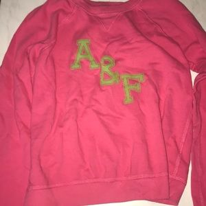 Abercrombie and Fitch Crew Sweatshirt
